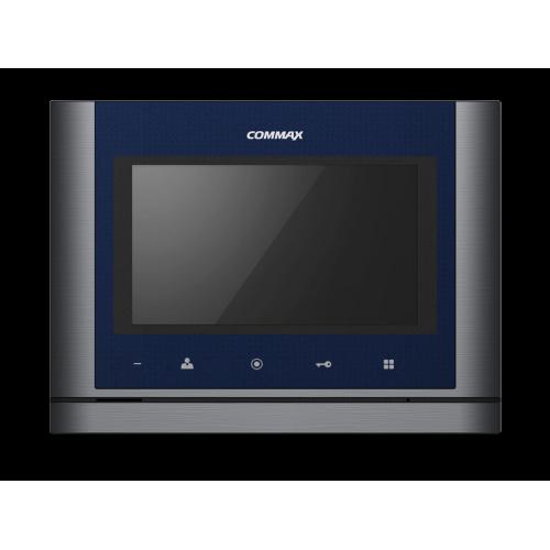 Видеодомофон Commax CDV-70M blue+gray