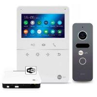 Комплект видеодомофона NeoLight TETTA WiFI Box