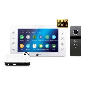 Комплект видеодомофона NeoLight Kappa HD WiFi Box