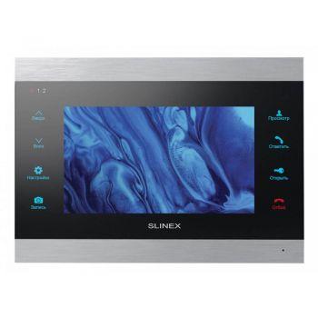 IP-видеодомофон Slinex SL-07IPHD (silver+black)