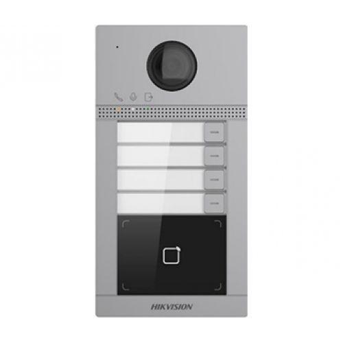 IP вызывная панель Hikvision DS-KV8413-WME1/Flush