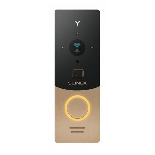 Видеопанель Slinex ML-20CRHD gold+black