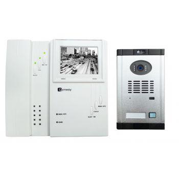 Комплект видеодомофона Genway СM-06DNd2H-M