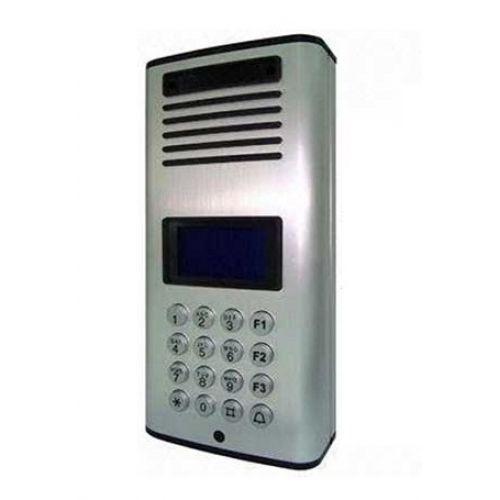 Абонентская GSM панель многоквартирного домофона interVision iMPAQ-2250