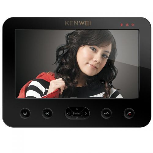 Видеодомофон Kenwei KW-E706C