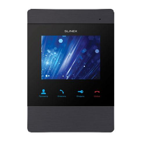 Видеодомофон Slinex SM-04M black