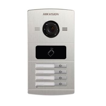 IP Вызывная видеопанель HIKVISION DS-KV8402-IM