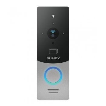 Вызывная видеопанель домофона Slinex ML-20CR silver/black
