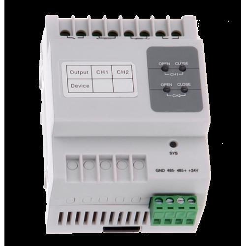 Модуль управления шторами Bas-IP SH-63
